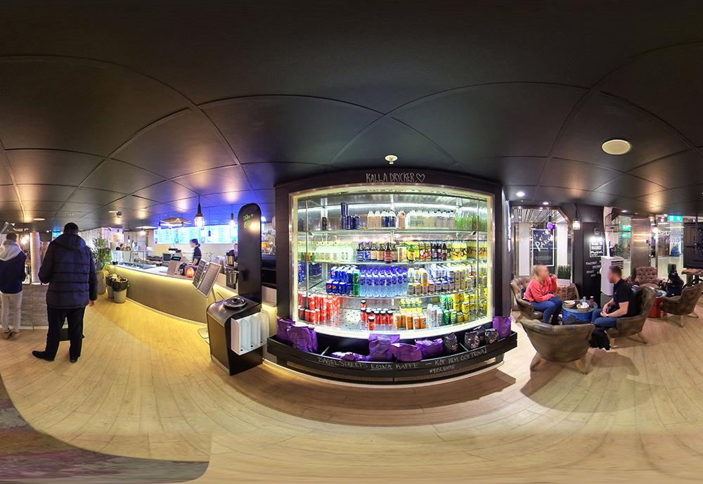Cafeteria Stockholm 360 photo