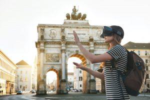 virtuell tur