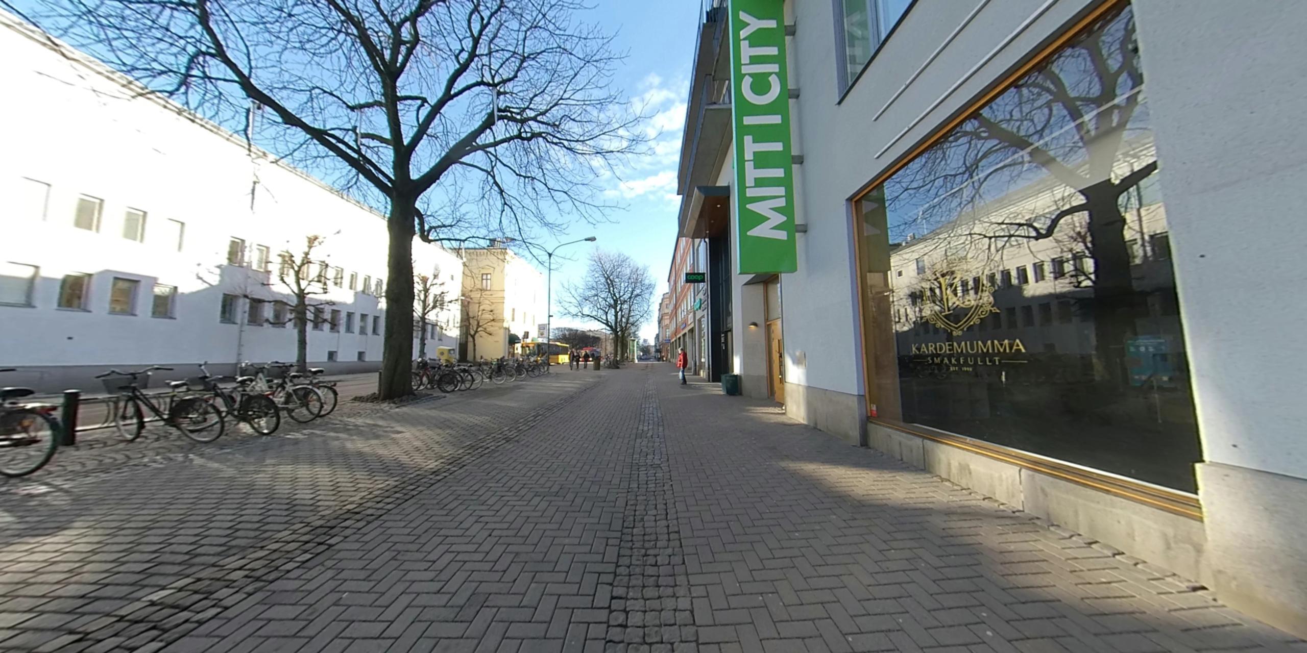 Mitt I City Google tour