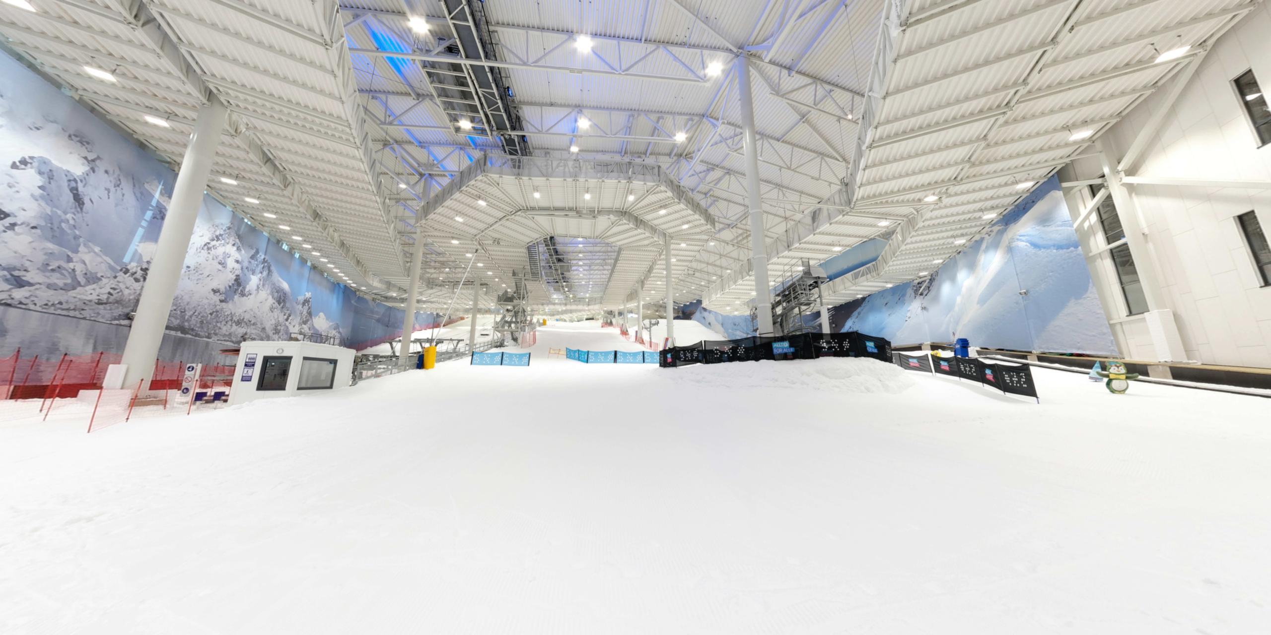 SNØ OSLO virtual tour