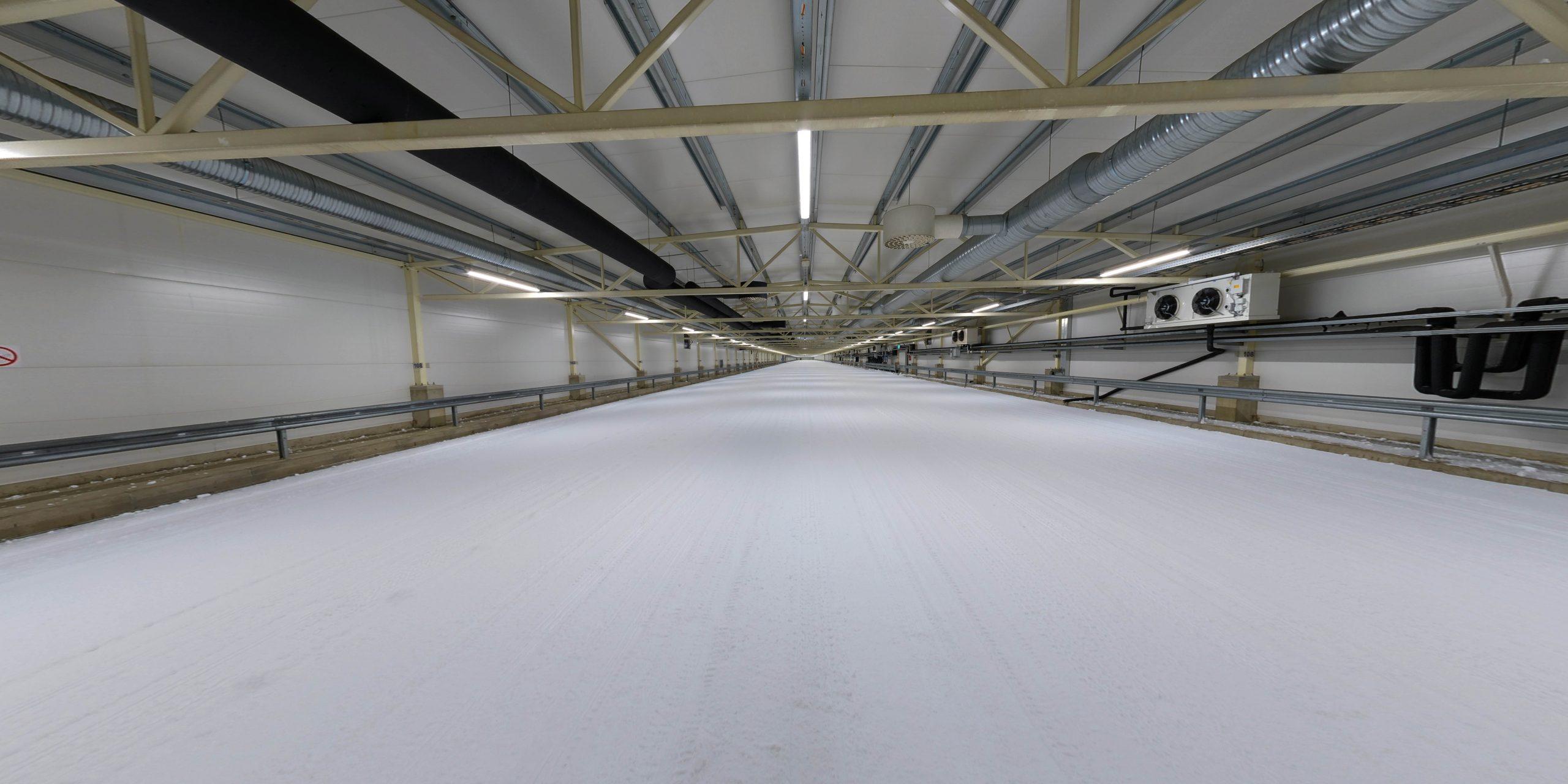 Virtual tour Test Wold snow